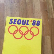 Coleccionismo deportivo: OLIMPIADAS SEOUL 88. Lote 152442041