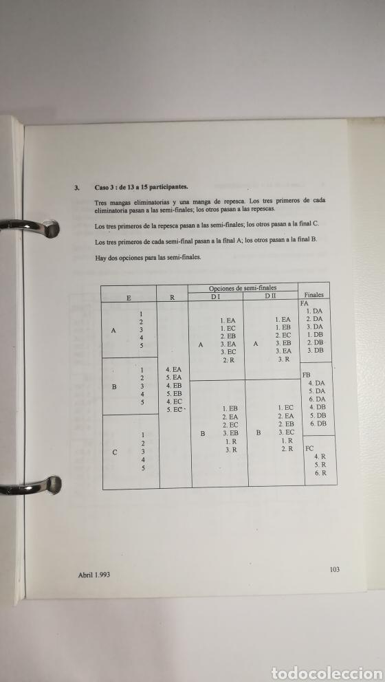 Coleccionismo deportivo: Federacion Española de Remo reglamento FISA 1993 - Foto 2 - 152467194
