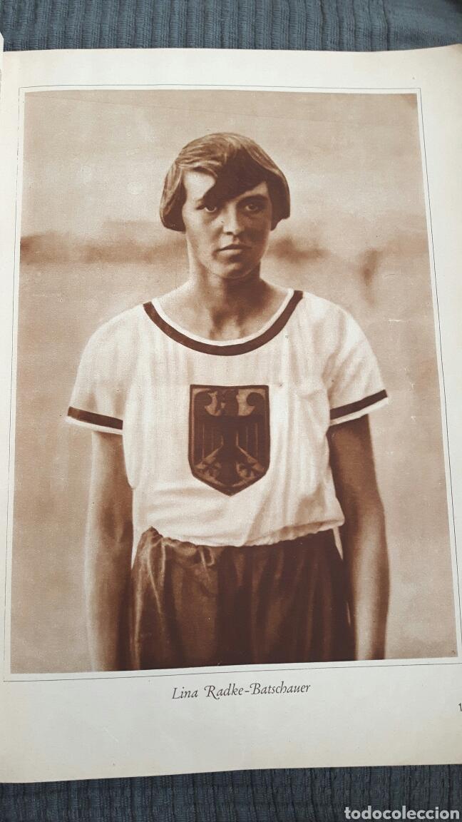 Coleccionismo deportivo: Welt Olympia 1928 in Wort und Bild . Revista alemana 176 páginas - Foto 2 - 153450590