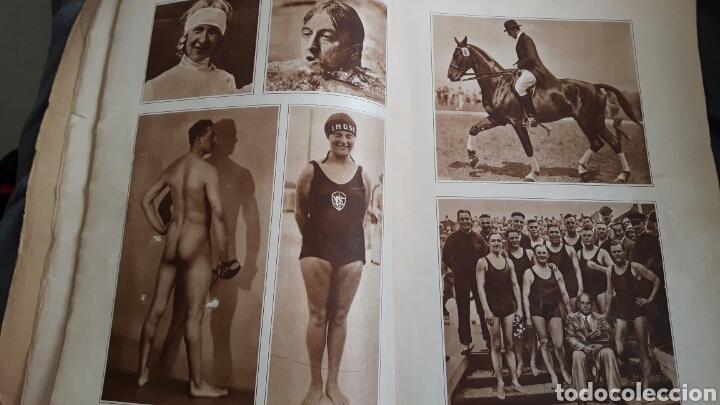 Coleccionismo deportivo: Welt Olympia 1928 in Wort und Bild . Revista alemana 176 páginas - Foto 3 - 153450590