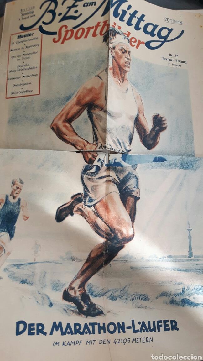 Coleccionismo deportivo: Welt Olympia 1928 in Wort und Bild . Revista alemana 176 páginas - Foto 5 - 153450590