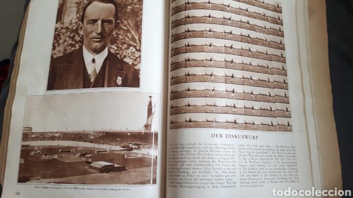 Coleccionismo deportivo: Welt Olympia 1928 in Wort und Bild . Revista alemana 176 páginas - Foto 8 - 153450590