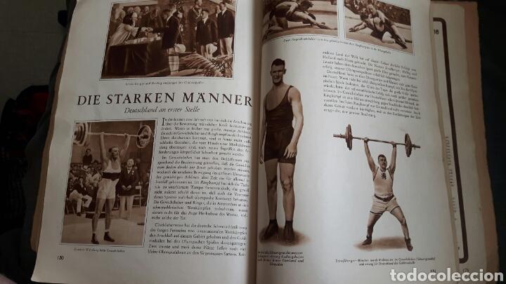 Coleccionismo deportivo: Welt Olympia 1928 in Wort und Bild . Revista alemana 176 páginas - Foto 10 - 153450590