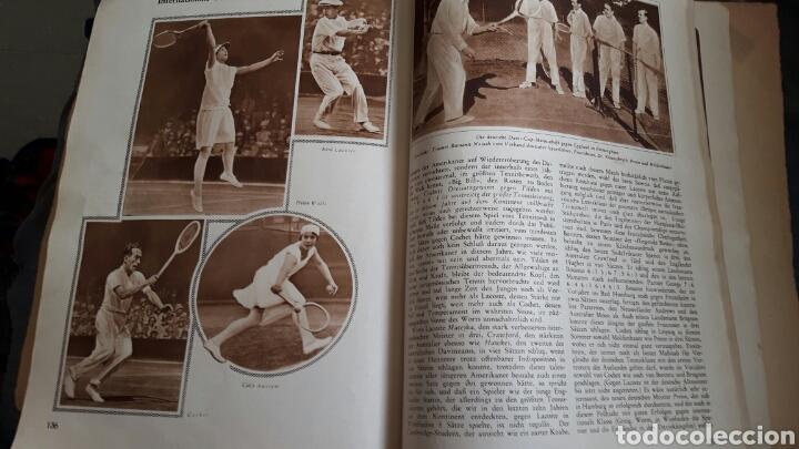 Coleccionismo deportivo: Welt Olympia 1928 in Wort und Bild . Revista alemana 176 páginas - Foto 11 - 153450590