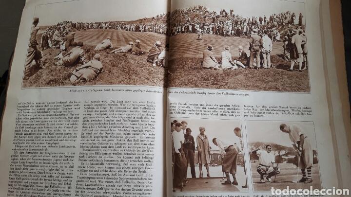 Coleccionismo deportivo: Welt Olympia 1928 in Wort und Bild . Revista alemana 176 páginas - Foto 12 - 153450590