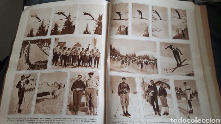Coleccionismo deportivo: Welt Olympia 1928 in Wort und Bild . Revista alemana 176 páginas - Foto 13 - 153450590
