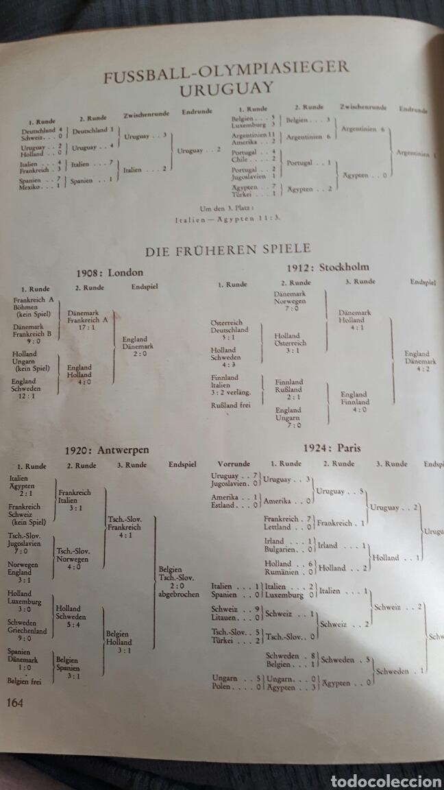 Coleccionismo deportivo: Welt Olympia 1928 in Wort und Bild . Revista alemana 176 páginas - Foto 14 - 153450590