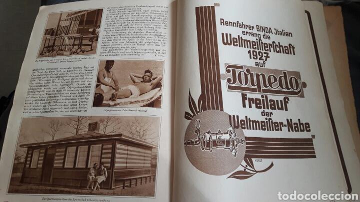 Coleccionismo deportivo: Welt Olympia 1928 in Wort und Bild . Revista alemana 176 páginas - Foto 15 - 153450590