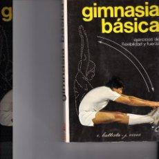 Coleccionismo deportivo: GIMNASIA BASICA 1970. Lote 155569698