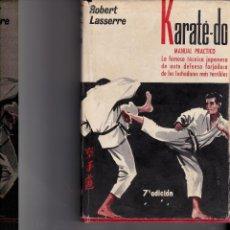 Coleccionismo deportivo: KARATE-DO 1970. Lote 155572086