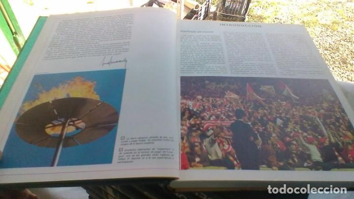 Coleccionismo deportivo: ENCICLOPEDIA SALVAT DE LOS DEPORTES - 12 TOMOS - VER FOTOS INDICES CONTENIDO - Foto 10 - 156676030