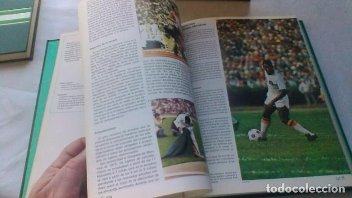 Coleccionismo deportivo: ENCICLOPEDIA SALVAT DE LOS DEPORTES - 12 TOMOS - VER FOTOS INDICES CONTENIDO - Foto 26 - 156676030
