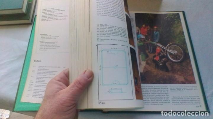 Coleccionismo deportivo: ENCICLOPEDIA SALVAT DE LOS DEPORTES - 12 TOMOS - VER FOTOS INDICES CONTENIDO - Foto 31 - 156676030