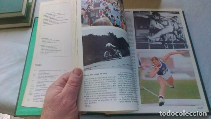 Coleccionismo deportivo: ENCICLOPEDIA SALVAT DE LOS DEPORTES - 12 TOMOS - VER FOTOS INDICES CONTENIDO - Foto 34 - 156676030