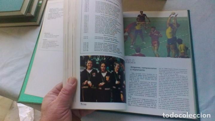 Coleccionismo deportivo: ENCICLOPEDIA SALVAT DE LOS DEPORTES - 12 TOMOS - VER FOTOS INDICES CONTENIDO - Foto 39 - 156676030
