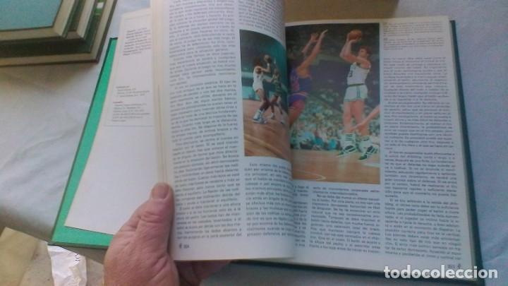 Coleccionismo deportivo: ENCICLOPEDIA SALVAT DE LOS DEPORTES - 12 TOMOS - VER FOTOS INDICES CONTENIDO - Foto 42 - 156676030