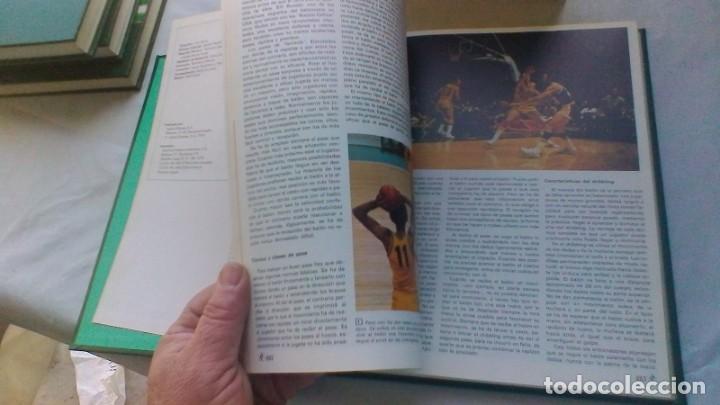 Coleccionismo deportivo: ENCICLOPEDIA SALVAT DE LOS DEPORTES - 12 TOMOS - VER FOTOS INDICES CONTENIDO - Foto 43 - 156676030