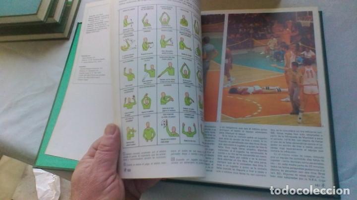 Coleccionismo deportivo: ENCICLOPEDIA SALVAT DE LOS DEPORTES - 12 TOMOS - VER FOTOS INDICES CONTENIDO - Foto 44 - 156676030