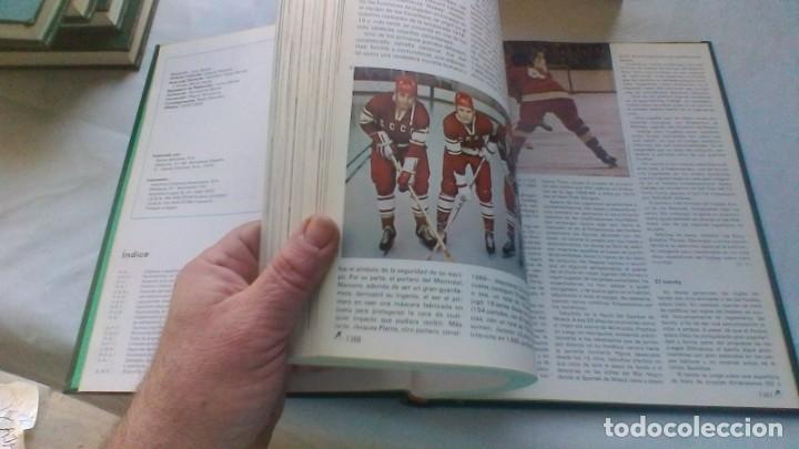 Coleccionismo deportivo: ENCICLOPEDIA SALVAT DE LOS DEPORTES - 12 TOMOS - VER FOTOS INDICES CONTENIDO - Foto 48 - 156676030