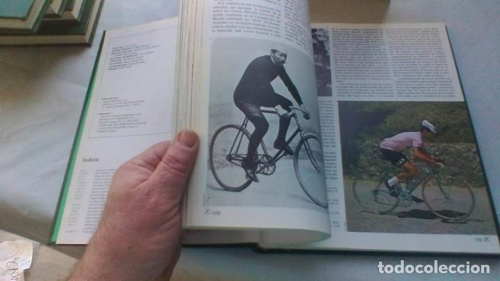 Coleccionismo deportivo: ENCICLOPEDIA SALVAT DE LOS DEPORTES - 12 TOMOS - VER FOTOS INDICES CONTENIDO - Foto 50 - 156676030
