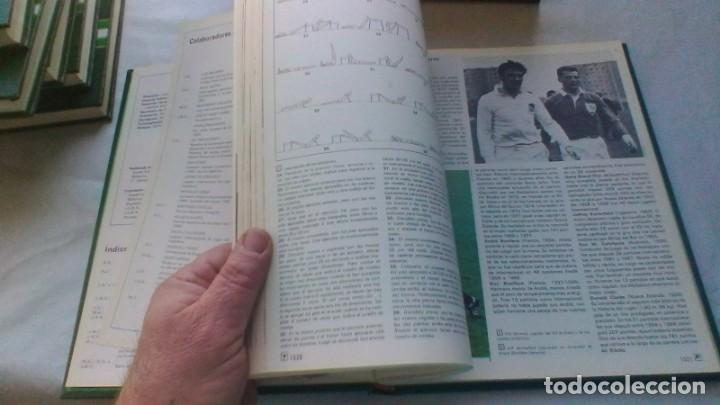 Coleccionismo deportivo: ENCICLOPEDIA SALVAT DE LOS DEPORTES - 12 TOMOS - VER FOTOS INDICES CONTENIDO - Foto 60 - 156676030