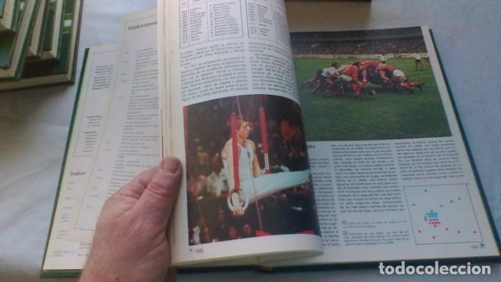 Coleccionismo deportivo: ENCICLOPEDIA SALVAT DE LOS DEPORTES - 12 TOMOS - VER FOTOS INDICES CONTENIDO - Foto 61 - 156676030
