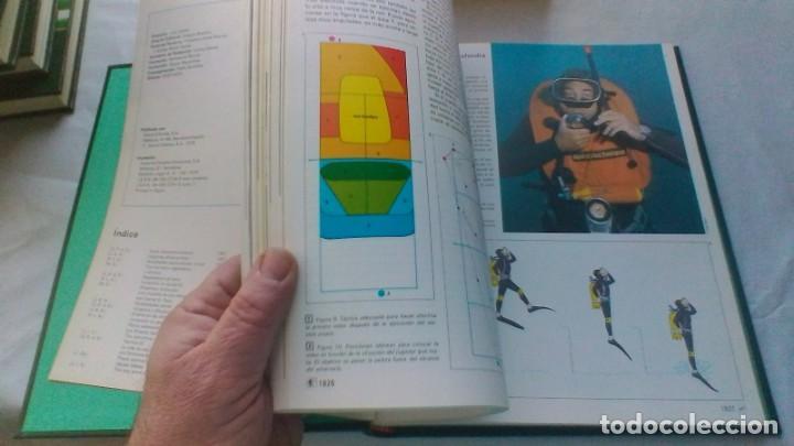 Coleccionismo deportivo: ENCICLOPEDIA SALVAT DE LOS DEPORTES - 12 TOMOS - VER FOTOS INDICES CONTENIDO - Foto 70 - 156676030