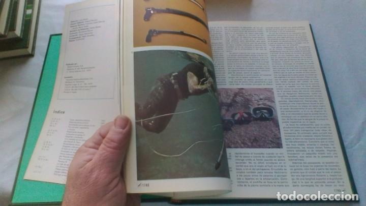 Coleccionismo deportivo: ENCICLOPEDIA SALVAT DE LOS DEPORTES - 12 TOMOS - VER FOTOS INDICES CONTENIDO - Foto 72 - 156676030