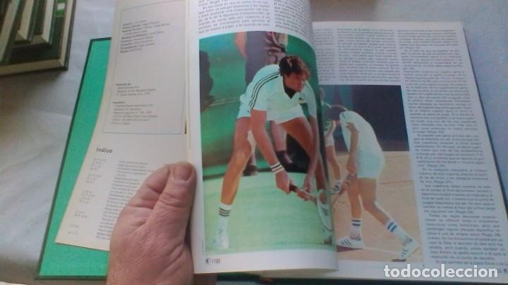 Coleccionismo deportivo: ENCICLOPEDIA SALVAT DE LOS DEPORTES - 12 TOMOS - VER FOTOS INDICES CONTENIDO - Foto 75 - 156676030