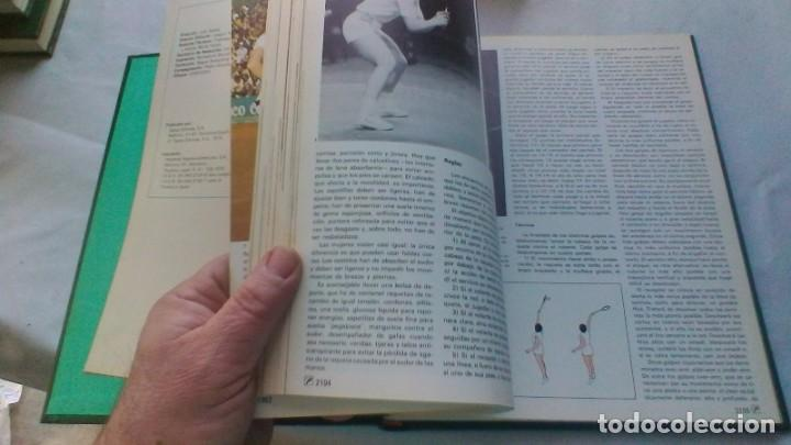 Coleccionismo deportivo: ENCICLOPEDIA SALVAT DE LOS DEPORTES - 12 TOMOS - VER FOTOS INDICES CONTENIDO - Foto 80 - 156676030