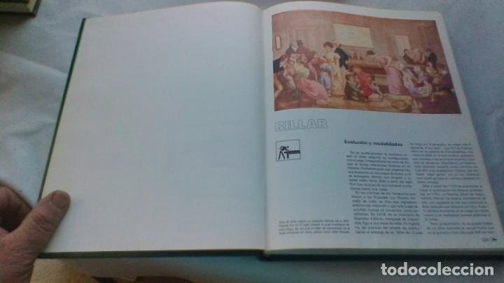 Coleccionismo deportivo: ENCICLOPEDIA SALVAT DE LOS DEPORTES - 12 TOMOS - VER FOTOS INDICES CONTENIDO - Foto 89 - 156676030