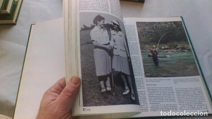 Coleccionismo deportivo: ENCICLOPEDIA SALVAT DE LOS DEPORTES - 12 TOMOS - VER FOTOS INDICES CONTENIDO - Foto 91 - 156676030