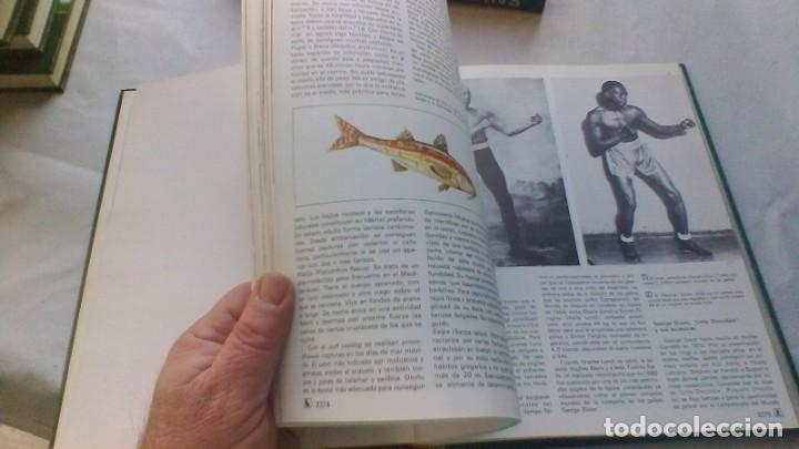 Coleccionismo deportivo: ENCICLOPEDIA SALVAT DE LOS DEPORTES - 12 TOMOS - VER FOTOS INDICES CONTENIDO - Foto 92 - 156676030