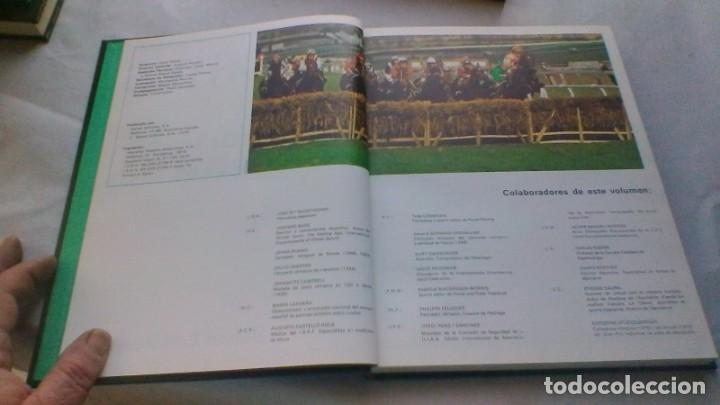Coleccionismo deportivo: ENCICLOPEDIA SALVAT DE LOS DEPORTES - 12 TOMOS - VER FOTOS INDICES CONTENIDO - Foto 99 - 156676030