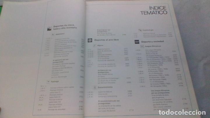 Coleccionismo deportivo: ENCICLOPEDIA SALVAT DE LOS DEPORTES - 12 TOMOS - VER FOTOS INDICES CONTENIDO - Foto 100 - 156676030