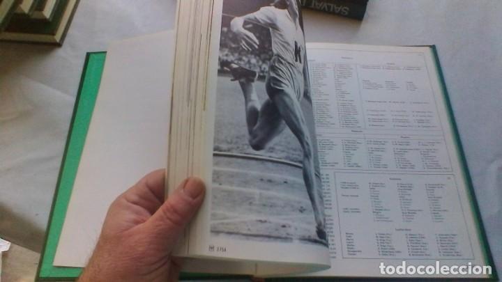 Coleccionismo deportivo: ENCICLOPEDIA SALVAT DE LOS DEPORTES - 12 TOMOS - VER FOTOS INDICES CONTENIDO - Foto 103 - 156676030