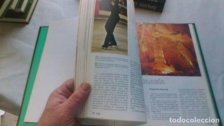 Coleccionismo deportivo: ENCICLOPEDIA SALVAT DE LOS DEPORTES - 12 TOMOS - VER FOTOS INDICES CONTENIDO - Foto 104 - 156676030