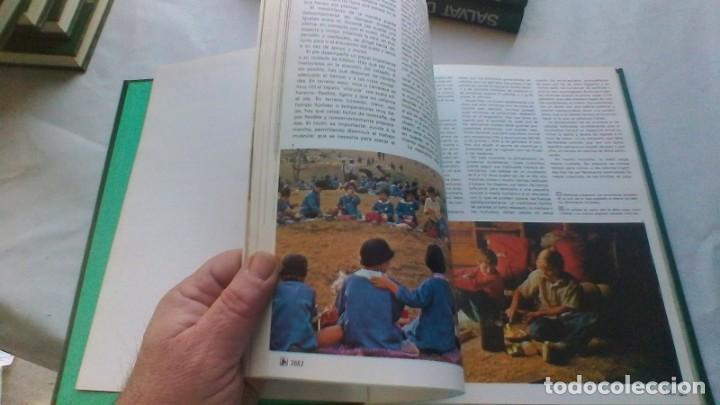Coleccionismo deportivo: ENCICLOPEDIA SALVAT DE LOS DEPORTES - 12 TOMOS - VER FOTOS INDICES CONTENIDO - Foto 105 - 156676030