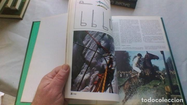 Coleccionismo deportivo: ENCICLOPEDIA SALVAT DE LOS DEPORTES - 12 TOMOS - VER FOTOS INDICES CONTENIDO - Foto 107 - 156676030