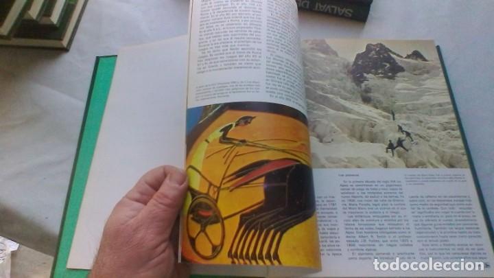 Coleccionismo deportivo: ENCICLOPEDIA SALVAT DE LOS DEPORTES - 12 TOMOS - VER FOTOS INDICES CONTENIDO - Foto 110 - 156676030
