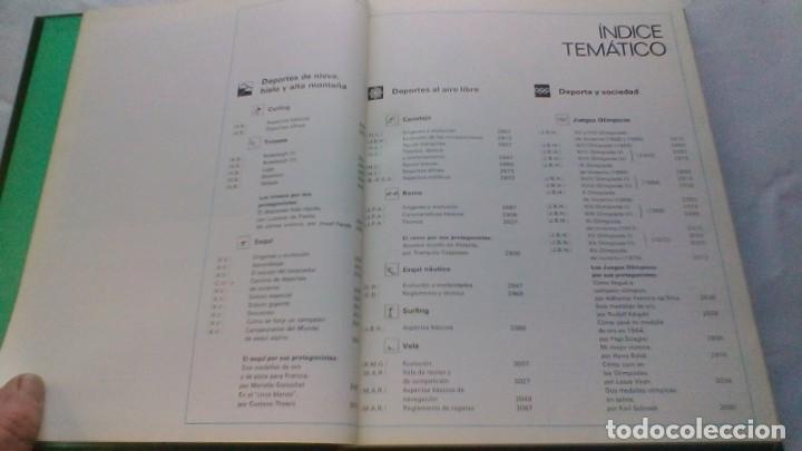 Coleccionismo deportivo: ENCICLOPEDIA SALVAT DE LOS DEPORTES - 12 TOMOS - VER FOTOS INDICES CONTENIDO - Foto 112 - 156676030