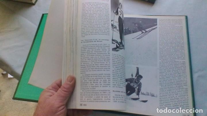 Coleccionismo deportivo: ENCICLOPEDIA SALVAT DE LOS DEPORTES - 12 TOMOS - VER FOTOS INDICES CONTENIDO - Foto 113 - 156676030
