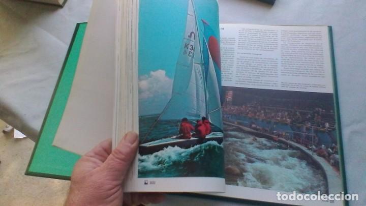 Coleccionismo deportivo: ENCICLOPEDIA SALVAT DE LOS DEPORTES - 12 TOMOS - VER FOTOS INDICES CONTENIDO - Foto 114 - 156676030