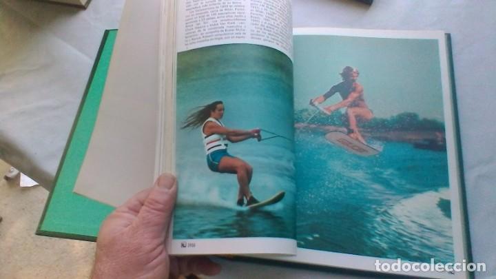 Coleccionismo deportivo: ENCICLOPEDIA SALVAT DE LOS DEPORTES - 12 TOMOS - VER FOTOS INDICES CONTENIDO - Foto 115 - 156676030