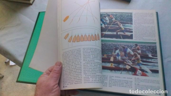 Coleccionismo deportivo: ENCICLOPEDIA SALVAT DE LOS DEPORTES - 12 TOMOS - VER FOTOS INDICES CONTENIDO - Foto 119 - 156676030