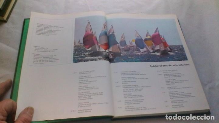 Coleccionismo deportivo: ENCICLOPEDIA SALVAT DE LOS DEPORTES - 12 TOMOS - VER FOTOS INDICES CONTENIDO - Foto 122 - 156676030