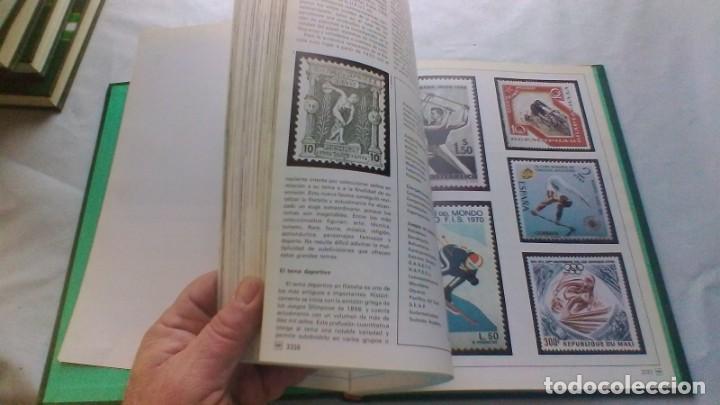 Coleccionismo deportivo: ENCICLOPEDIA SALVAT DE LOS DEPORTES - 12 TOMOS - VER FOTOS INDICES CONTENIDO - Foto 124 - 156676030
