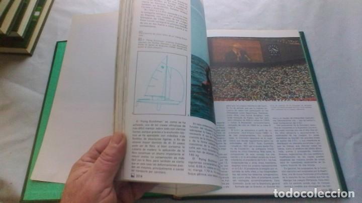 Coleccionismo deportivo: ENCICLOPEDIA SALVAT DE LOS DEPORTES - 12 TOMOS - VER FOTOS INDICES CONTENIDO - Foto 127 - 156676030