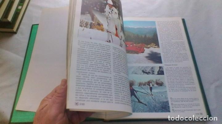 Coleccionismo deportivo: ENCICLOPEDIA SALVAT DE LOS DEPORTES - 12 TOMOS - VER FOTOS INDICES CONTENIDO - Foto 128 - 156676030