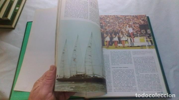 Coleccionismo deportivo: ENCICLOPEDIA SALVAT DE LOS DEPORTES - 12 TOMOS - VER FOTOS INDICES CONTENIDO - Foto 129 - 156676030